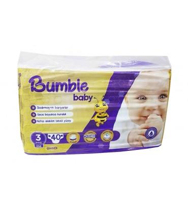 Bumble baby 3 подгузники...
