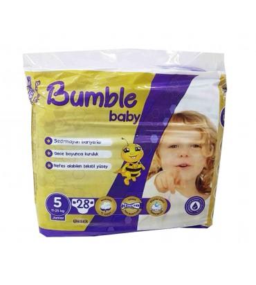 Bumble baby 5 подгузники...