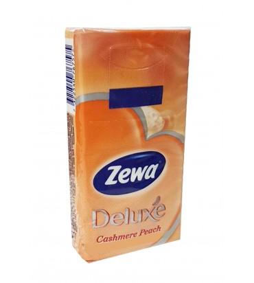 Zewa салфетки cashmere peach