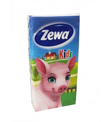 Zewa салфетки kids