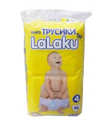"""Трусики """"LaLaku 4"""" 46шт..."""