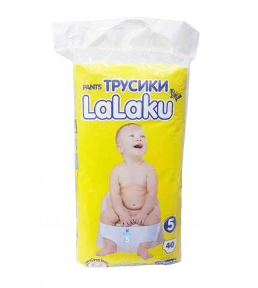 """Трусики """"LaLaku 5"""" 40шт..."""