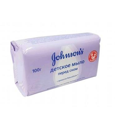 "Мыло ""Johnson's"" перед сном..."