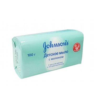 """Мыло """"Johnson's"""" с молоком..."""