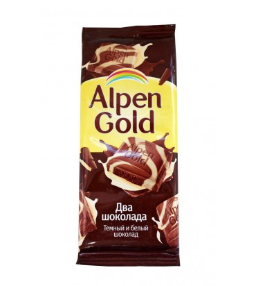 """Шоколад """"Alpen Gold"""" чёрный..."""