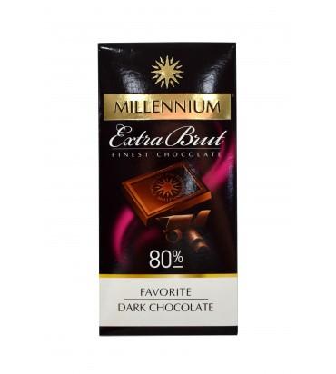 """Черный шоколад """"Millennium..."""