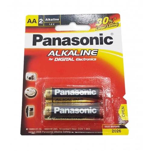 Panasonic батарейки AA2...