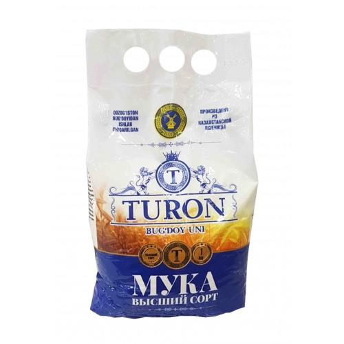 Turon Мука высший сорт 1кг