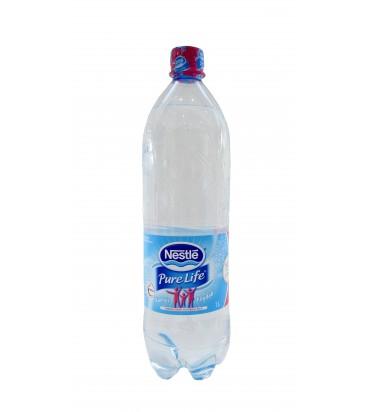 """Газированная вода """"Nestle"""" 1л"""