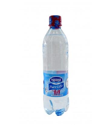 """Nestle"", газланган сув,  0,5л"