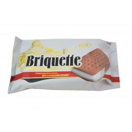 Briquette мороженое