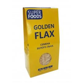 Golden flax семена белого льна
