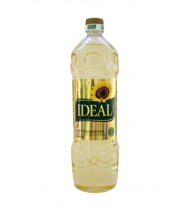 """""""Ideal"""", кунгабоқар ёғи, 1л"""