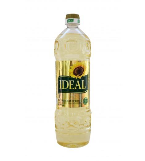 "Подсолнечное масло ""Ideal"" 1л"