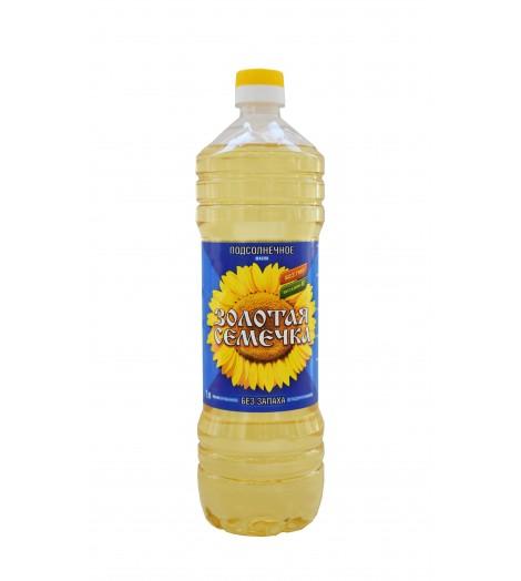 """Подсолнечное масло """"Золотая..."""