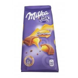 Milka шоколад caramel 90гр