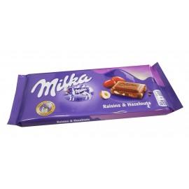 Milka шоколад...