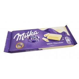 Milka шоколад white...