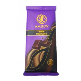 Темный шоколад Amilov 90гр