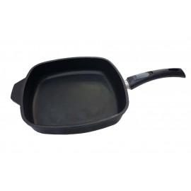 Квадратная сковорода Ø28,...