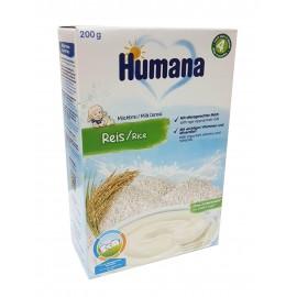 Детская каша Humana с 4...