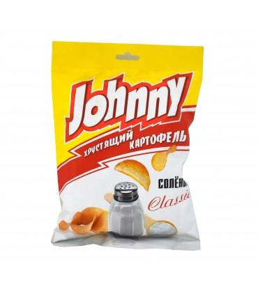 "Чипсы ""Johnny"" солёные 50гр"