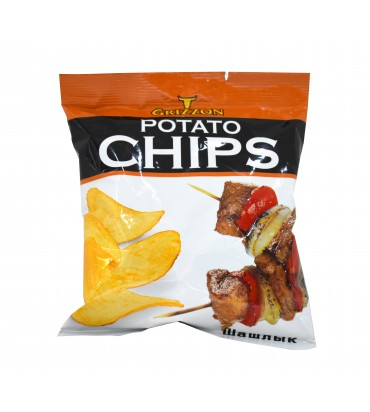 """Чипсы """"Chips"""" шашлык"""