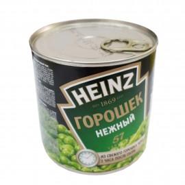 Горошек нежный Heinz 390гр