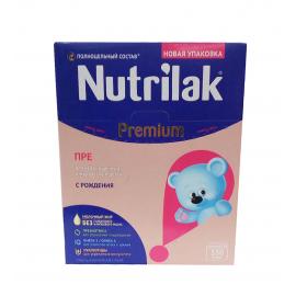 Детская молочная смесь Nutrilak Пре 350гр