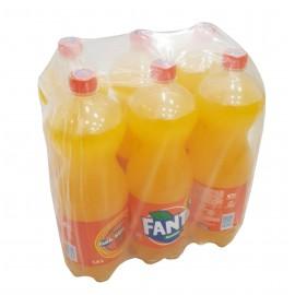 Напиток Fanta 1,5л 1 блок(6шт)