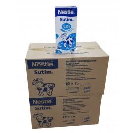 Молоко Nestle 3,2%  1...