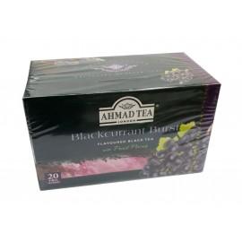"""""""Ahmad Tea blackcurrant..."""