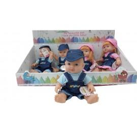 Мягконабивная детская кукла...