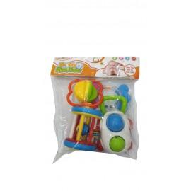 Игрушки для новорожденных Baby Rattles