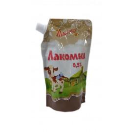 Сгущенное молоко Маселко Лакомка 8,5% 330гр