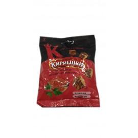 Сухарики Кириешки ржаные со вкусом красной икры 40г