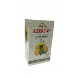 AZERCAY Tea Mint with lemon...