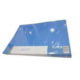 Синяя файловая папка А4 (20...