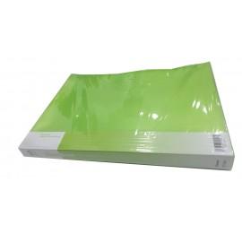 Зелёная файловая папка А4...