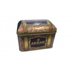 Чай черный AKBAR strawberry...