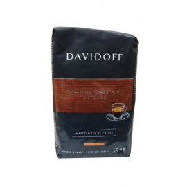 Зерновой кофе DAVIDOFF espresso 57 intense, 500 гр