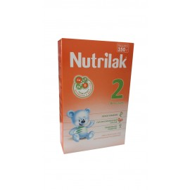 """Детская молочная смесь """"Nutrilak 2"""" 350гр"""
