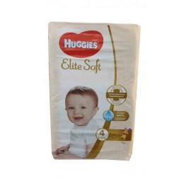 Подгузники ''Huggies Elite Soft'' №4 66шт (поштучно)