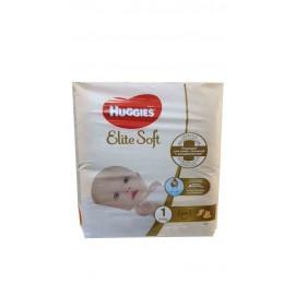 """Подгузники """"Huggies Elite Soft'' №1 84шт(поштучно)"""