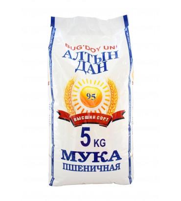 """Мука пшеничная """"Алтын дан"""",..."""