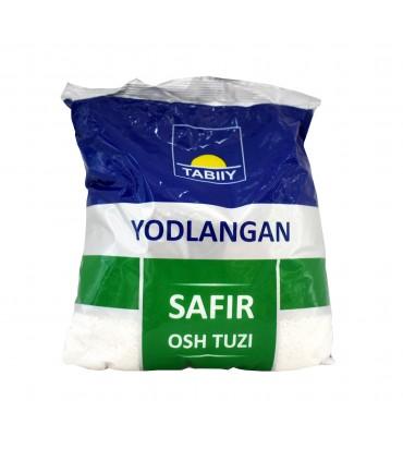 """Соль йодированная """"Safir"""" 1кг"""