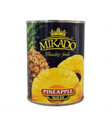 """Mikado"", ананаслар, 565гр"