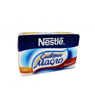 "Сливочное масло ""Nestle"" 200гр"