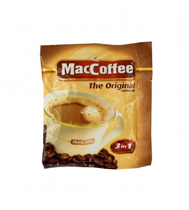 """Растворимый кофе """"MacCoffee"""" 3 в 1, 20гр"""
