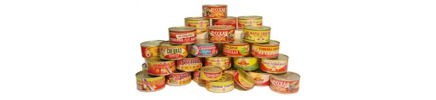 Мясные консервы  в Ташкенте купить c доставкой  - Gomart.uz